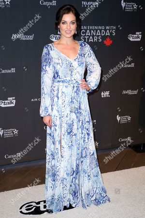 """Editorial picture of 3rd Annual """"An Evening With Canada's Stars"""", Beverly Hills, USA - 25 Feb 2016"""