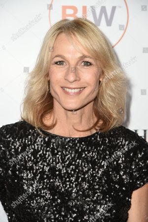 Stock Image of Angie Milliken seen at the 3rd Annual Australians In Film Awards at the Fairmont Miramar hotel on Sunday, October 26th, 2014, in Santa Monica, California
