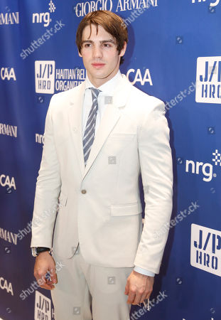 Steven R McQueen arrives at the 3rd Annual Sean Penn & Friends HELP HAITI HOME Gala on at the Montage Hotel in Beverly Hills, Calif