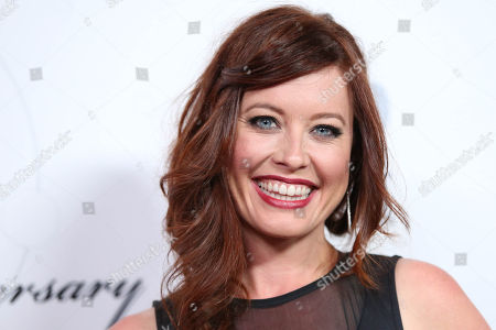 Stock Photo of Melissa Archer arrives at the 40th Anniversary of Soap Opera Digest at The Argyle Hollywood, in Los Angeles