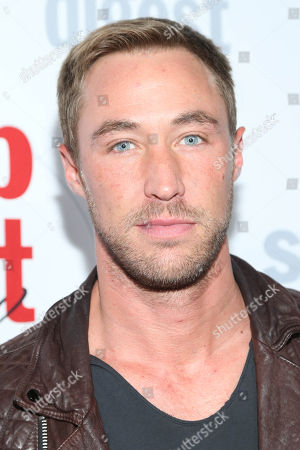 Kyle Lowder arrives at the 40th Anniversary of Soap Opera Digest at The Argyle Hollywood, in Los Angeles