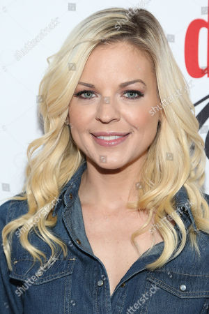 Stock Photo of Kirsten Storms arrives at the 40th Anniversary of Soap Opera Digest at The Argyle Hollywood, in Los Angeles