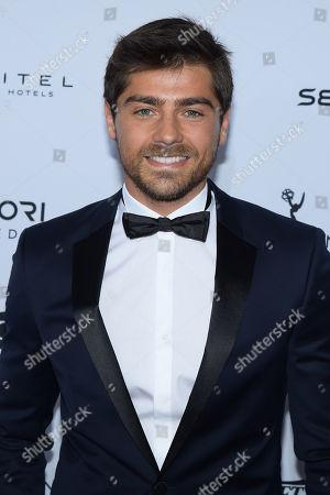 Editorial photo of 43rd International Emmy Awards - Arrivals, New York, USA - 23 Nov 2015