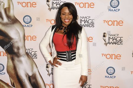 Editorial picture of 46th NAACP Image Awards Nomineesâ?™ Luncheon, Beverly Hills, USA - 17 Jan 2015