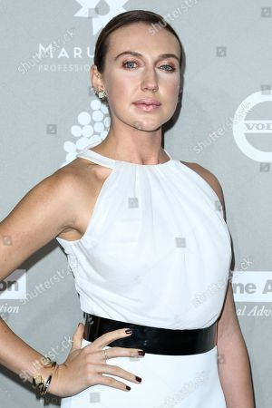 Stock Image of Anna Anissimova attends the 4th Annual Baby2Baby Gala held at 3Labs, in Culver City, Calif