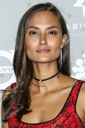 Stock Image of Anne Marie Kortright attends the 4th Annual Baby2Baby Gala held at 3Labs, in Culver City, Calif