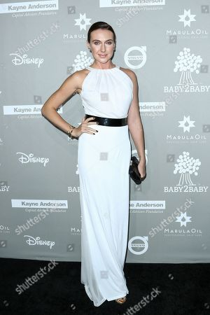 Stock Picture of Anna Anissimova attends the 4th Annual Baby2Baby Gala held at 3Labs, in Culver City, Calif
