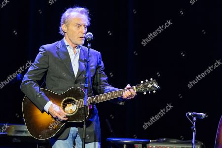 """Musician J. D. Souther performs on stage during the 16th Annual GRAMMY Foundation Legacy Concert """"A Song Is Born,"""" on in Los Angeles"""
