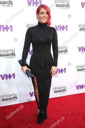 Editorial photo of 5th Annual Streamy Awards, Los Angeles, USA - 17 Sep 2015
