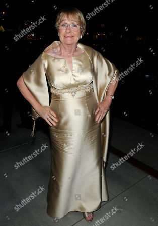 SEPTEMBER 16: Kathryn Joosten arrives at the 63rd Primetime Emmy Awards Performers Nominee Reception at Spectra by Wolfgang Puck at the Pacific Design Center on in Los Angeles, California