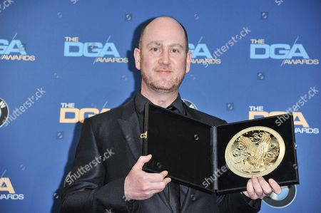 Stock Photo of Martin de Thurah arrives at 66th Annual DGA Awards Dinner at the Hyatt Regency Century Plaza Hotel, in Los Angeles, Calif