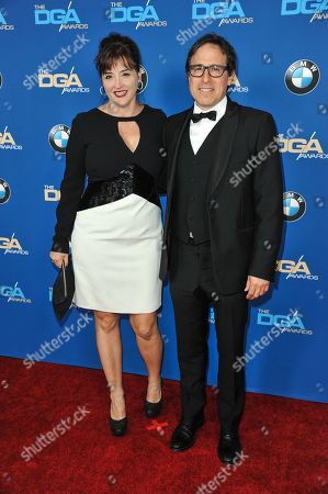 Editorial photo of 66th Annual DGA Awards Dinner, Los Angeles, USA - 25 Jan 2014