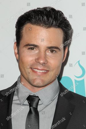 Nathan West attends the 6th Annual Thirst Gala at The Beverly Hilton Hotel on in Beverly Hills, Calif
