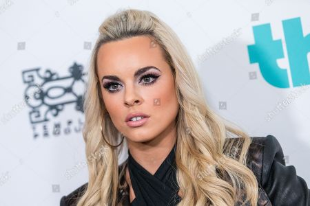 Stock Picture of Katy Tiz attends the 6th Annual Thirst Gala at The Beverly Hilton Hotel on in Beverly Hills, Calif