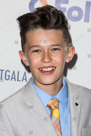 Stock Image of Nolan Gross attends the 6th Annual Thirst Gala at The Beverly Hilton Hotel on in Beverly Hills, Calif