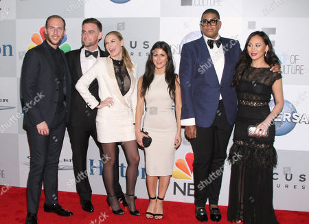 Editorial image of 72nd Annual Golden Globe Awards - NBCUniversal Afterparty, Beverly Hills, USA - 11 Jan 2015