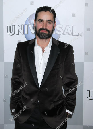 Jesse Bradford arrives at the NBCUniversal Golden Globes afterparty at the Beverly Hilton Hotel, in Beverly Hills, Calif