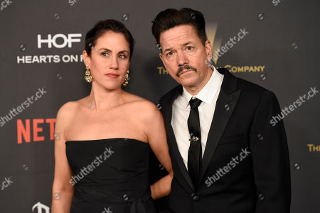 Editorial picture of 73rd Annual Golden Globe Awards - The Weinstein Company and Netflix Afterparty, Beverly Hills, USA - 10 Jan 2016