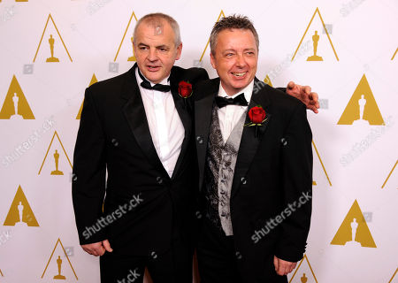 Editorial picture of 86th Academy Awards - Scientific and Technical Awards, Beverly Hills, USA - 15 Feb 2014