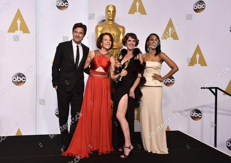 Editorial image of 87th Academy Awards - Press Room, Los Angeles, USA - 22 Feb 2015