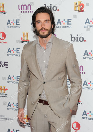 Actor Daniel Ditomasso attends the A+E Networks 2013 Upfront on in New York