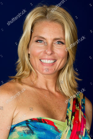 """Model Kim Alexis featured in the documentary """"About Face: Supermodels Then and Now"""" poses for a portrait on in New York"""