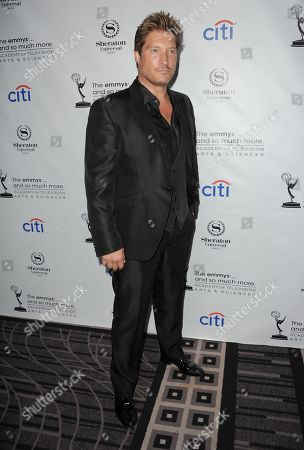 Sean Kanan Ferguson arrives at the Academy of Television Arts & Sciences Performers Peer Group Reception at the Sheraton Universal Hotel on in Universal City, Calif