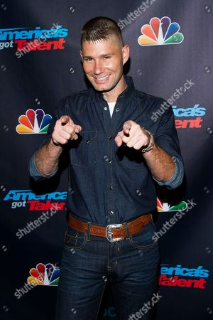 """Jimmy Rose walks the post-show red carpet for the finale of """"America's Got Talent"""" on in New York"""