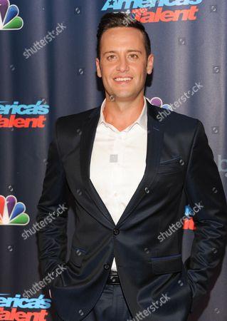 Editorial image of America's Got Talent Pre-Show Arrivals, New York, USA - 23 Jul 2013
