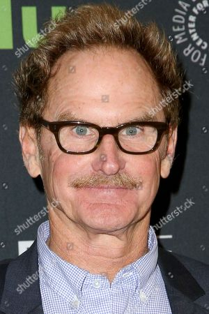 """Jere Burns arrives at The Paley Center for Media's An Evening with """"Angie Tribeca"""", in Beverly Hills, Calif"""