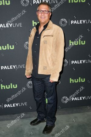 """Ira Ungerleider arrives at The Paley Center for Media's An Evening with """"Angie Tribeca"""", in Beverly Hills, Calif"""