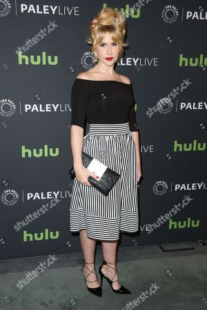 "Andree Vermeulen arrives at The Paley Center for Media's An Evening with ""Angie Tribeca"", in Beverly Hills, Calif"