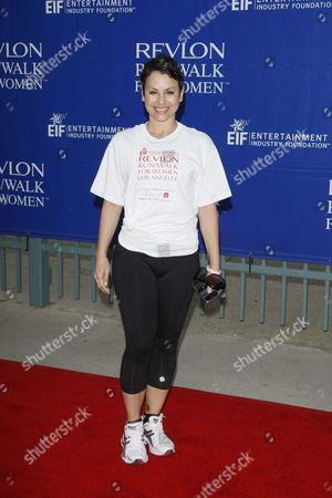 Editorial picture of 16th Annual EIF Revlon Run Walk For Women, Los Angeles, America - 09 May 2009