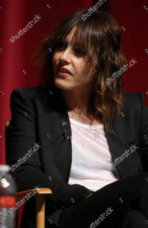 Kate Moennig seen at An Evening with Ray Donovan, in North Hollywood, Calif