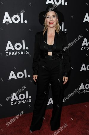 Editorial image of AOL's Fall Programming Premiere Event, West Hollywood, USA - 9 Oct 2014