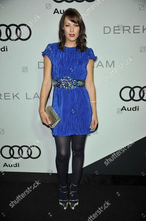Louise Griffiths attends the Audi and Derek Lam Emmy Week Kick-Off at Cecconi's, in Los Angeles
