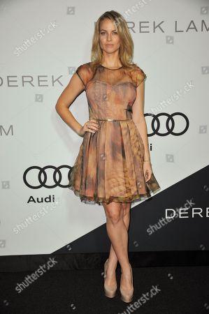 Editorial photo of Audi and Derek Lam Kick Off Emmy Week, Los Angeles, USA - 16 Sep 2012