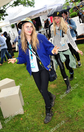 Editorial picture of Barclaycard Wireless Festival 2012 - Day Three - 8 Jul 2012
