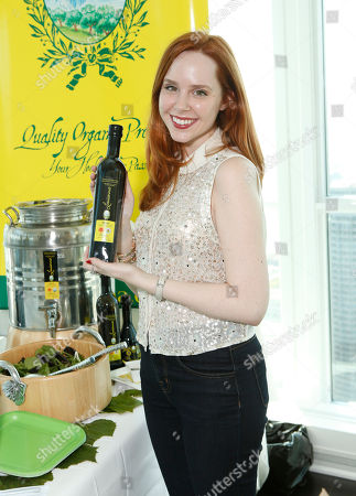 """Stock Picture of Madeleine Bisson attends the Baskâ?""""Itâ?""""Style media day, in Toronto"""