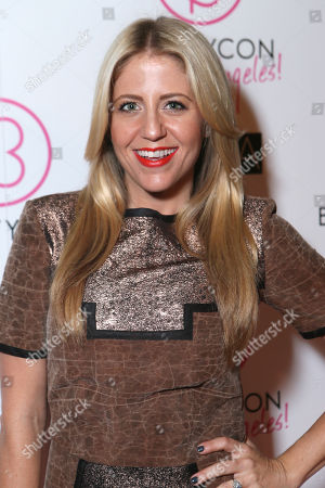 Style Expert Lindsay Albanese at Beautycon 2013 VIP Influencers Welcome Event at YouTube on in Los Angeles