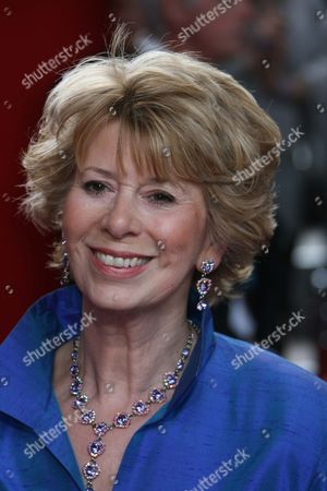 Stock Picture of Diane Langton
