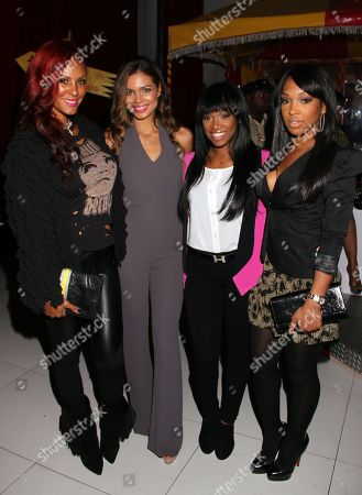 Editorial photo of BET Real Husbands of Wrap Party, Hollywood, USA - 2 Nov 2012