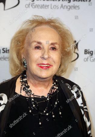 "Doris Roberts, seen at Big Brother Big Sister, 2014 ""Big Bash"" at The Beverly Hilton Hotel, in Beverly Hills, CA"