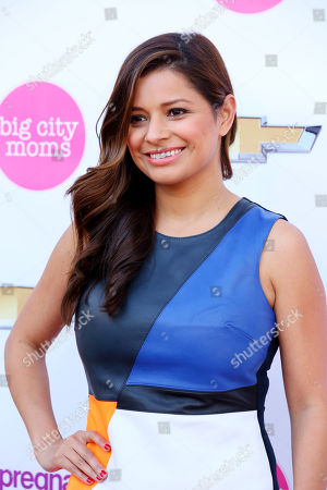 Kristina Guerrero at The Big City Moms Celebration of their 10th anniversary of The Biggest Baby Shower Ever held at The Skirball Center on in Los Angeles, CA