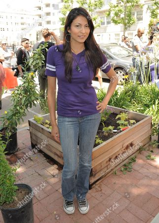 Tinsel Korey attends the Bing and DoSomething.org Kick Off the Bing Summer of Doing at HOLA on in Los Angeles