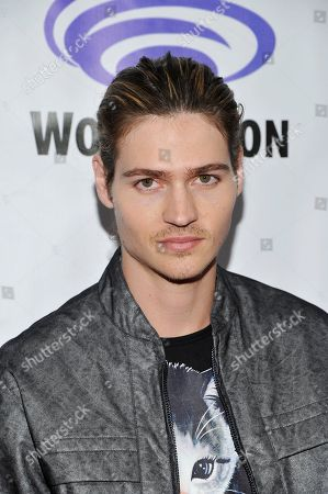 Will Peltz seen at the Blumhouse Productions: Unfriended and Insidious: Chapter 3 Panels at 2015 Wondercon, in Anaheim, CA