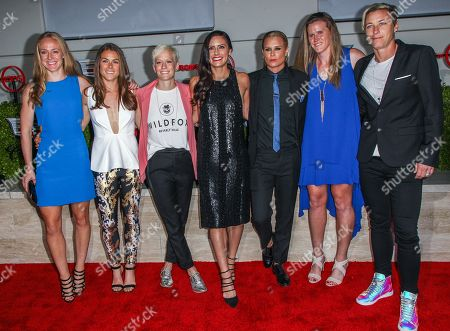 Editorial picture of BODY at ESPYS Pre-Party, Los Angeles, USA - 14 Jul 2015