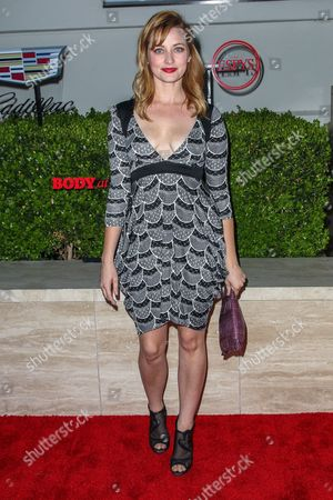 Stock Image of Shannon Collis attends the BODY at ESPYs party held at Milk Studios on in Los Angeles