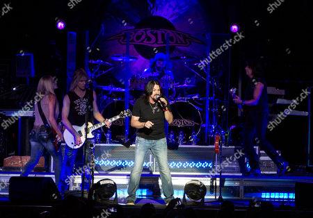 Editorial image of Boston in Concert - , Atlanta, USA - 14 Jun 2014