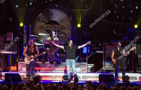 Editorial picture of Boston in Concert - , Atlanta, USA - 14 Jun 2014